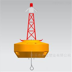 海洋系泊浮标 水面障碍提示浮标