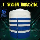 PT-10000L污水环保水处理耐酸碱pe水箱 10吨塑料水箱