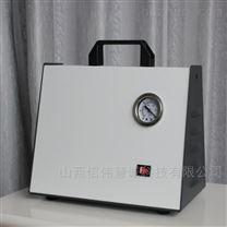 负压可调型隔膜无油真空泵