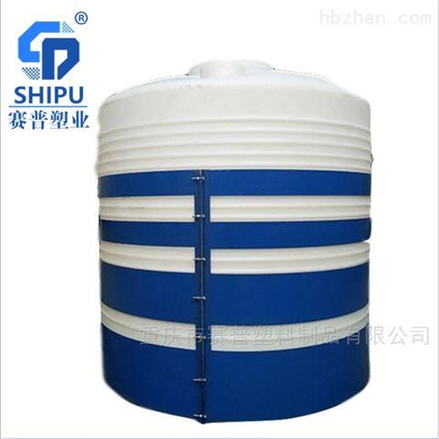 20吨塑料桶PE雨水桶 节水保植抗旱储水罐