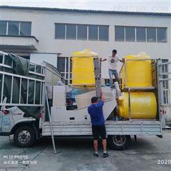 JDL-20不銹鋼疊螺式污泥脫水濃縮一體設備|鴻百潤