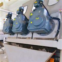 叠螺脱水浓缩压滤机化工厂污水处理|鸿百润