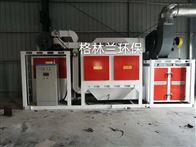 GLR-15000烤漆房催化燃烧一体机