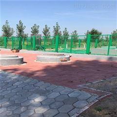 ZM-100天津众迈100吨屠宰场一体化污水处理设备