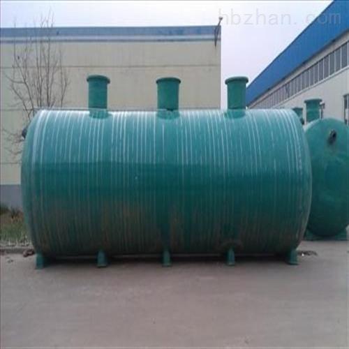 200吨乡镇污水地埋式一体化处理设备厂家