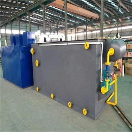 天津众迈小型地埋式一体化污水处理设备