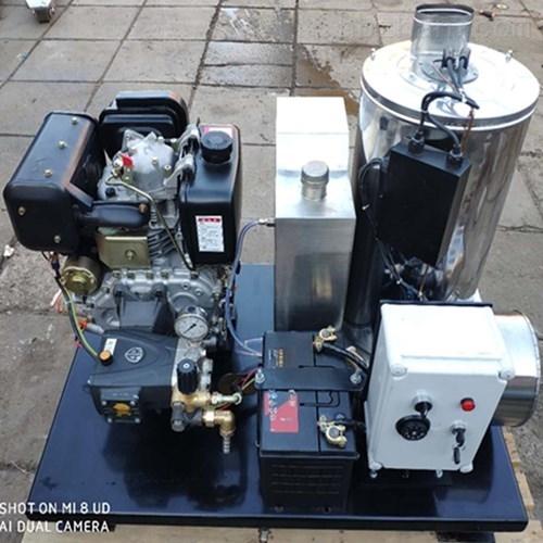柴油机驱动高压热水机