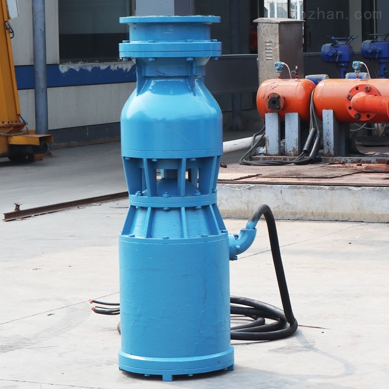 300QSH-37型铸铁材质简易型潜水混流泵