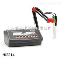 实验室记录型pH/ORP/℃测量仪/台式酸度计