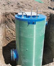 地埋式一体化预制泵站供应