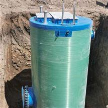 山东一体化雨水处理泵站
