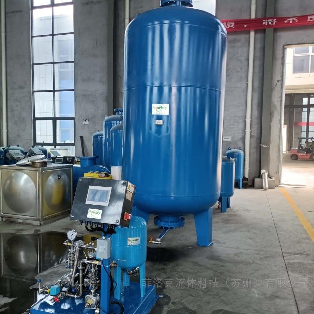 供应常压式定压补水真空雾化定压补水排气机组