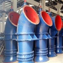 大流量ZLB 型系单级立式轴流泵特点