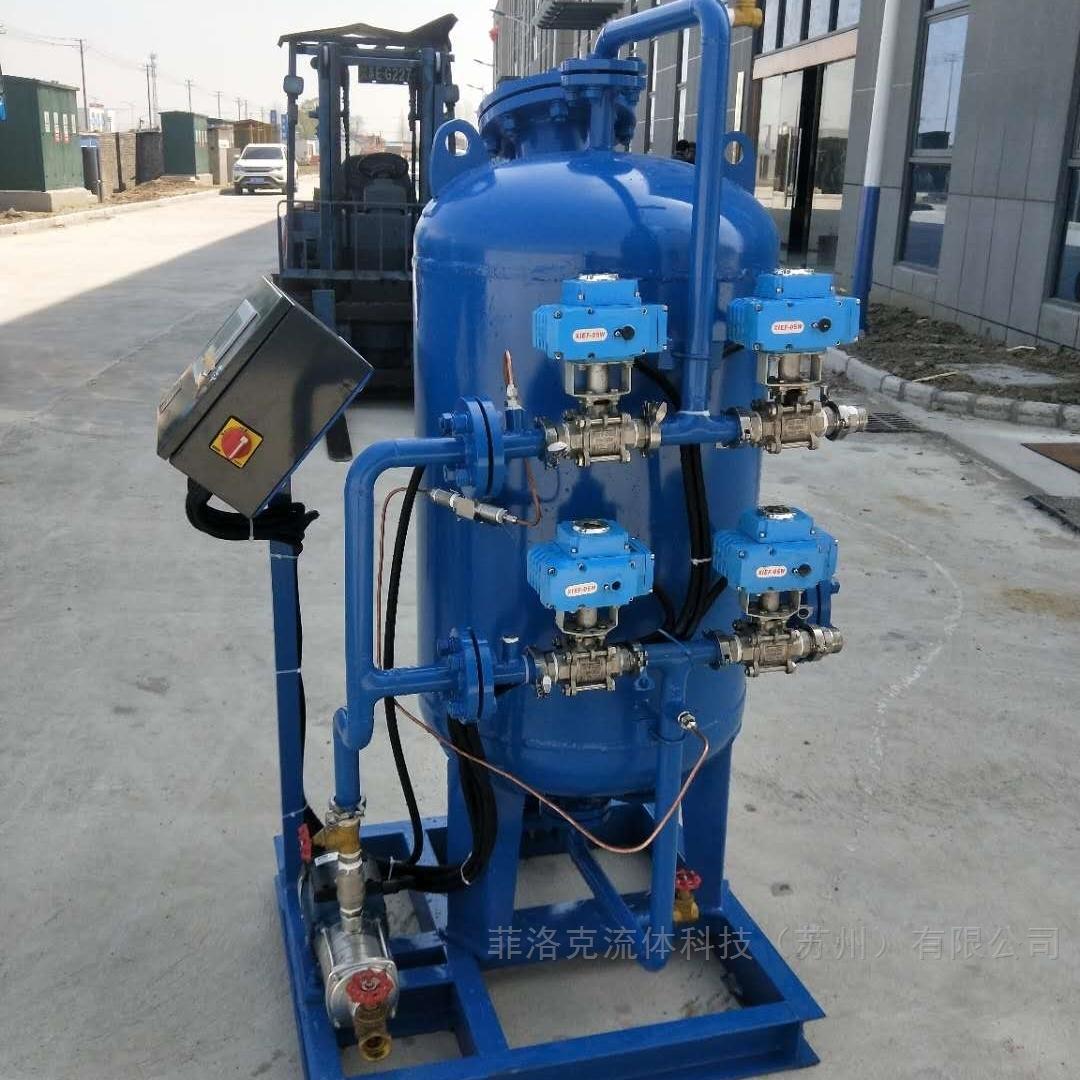循环冷却水旁滤机组