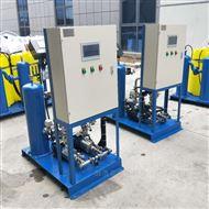 supptec2-4*+300HLM真空定壓補水脫氣機組