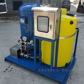 supptec2-6*+500HLM常压式定压补水机组