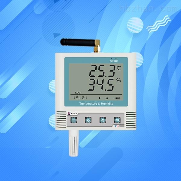 GPRS温湿度传感器手机报警冷库无线联网