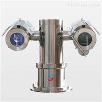 云臺掃描式激光氣體遙測儀