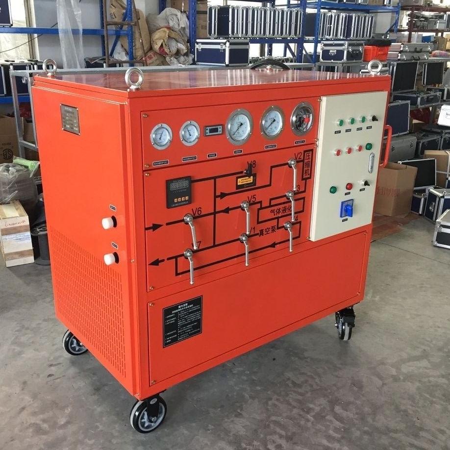 SF6气体抽真空充气装置厂家|价格