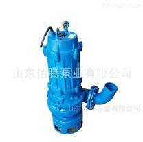 潜水渣浆泵 潜水污水泵 抽沙无堵塞排污泵