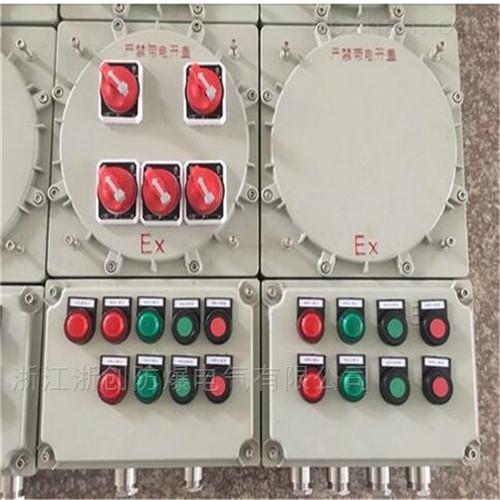 一控一11kw水泵防爆动力配电箱