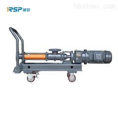 不锈钢单螺杆泵型号及参数