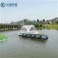 PQ-750浮水式喷泉曝气机