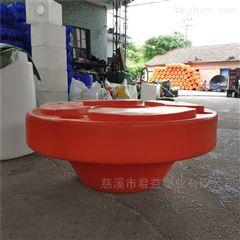 水质监测仪器浮标 君益塑业来图定制