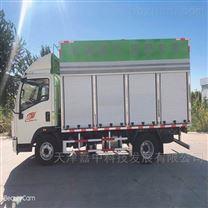 垃圾渗滤液处理车-可移动
