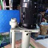 FSY50-18-1.5耐腐蚀液下40cm塑料泵