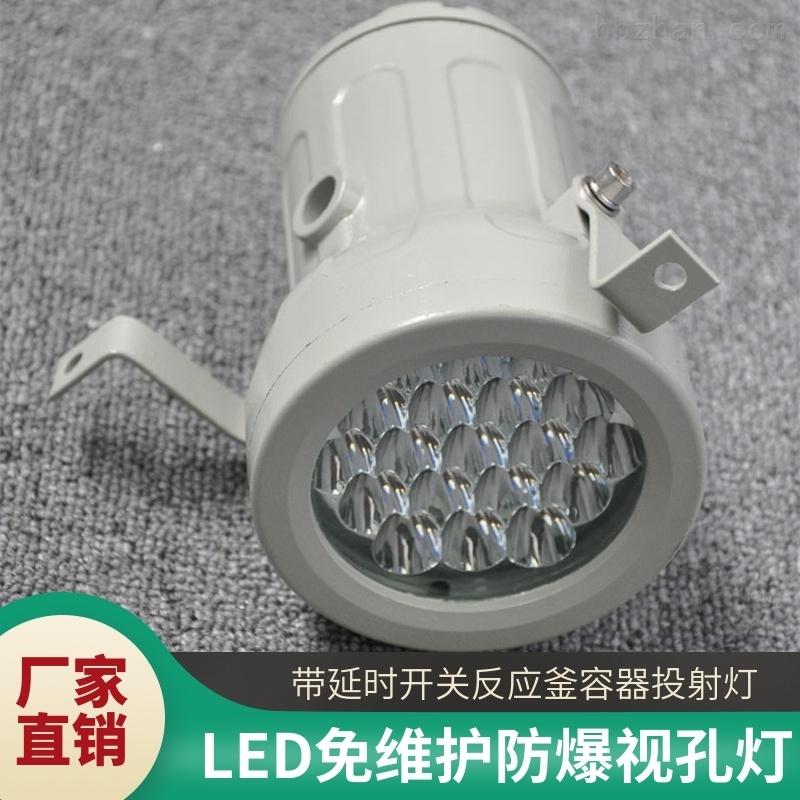 HRD51隔爆型防爆视孔灯24V36V反应釜视镜灯