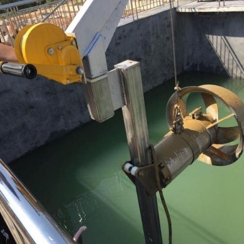 潜水搅拌机、推流器博利源