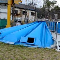 玻璃鋼污水池集氣罩