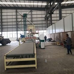 机制岩棉复合板设备生产线价格