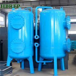 电絮凝气浮机污水处理设备|鸿百润