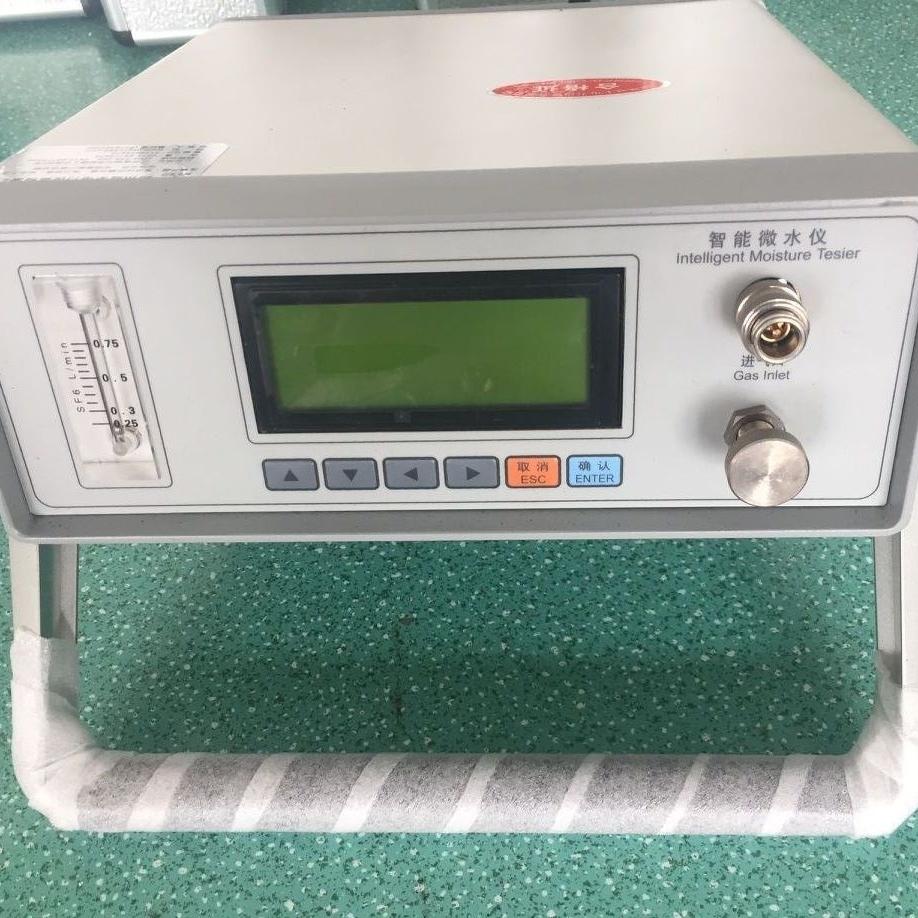SF6气体微水测试仪(触摸屏露点仪)