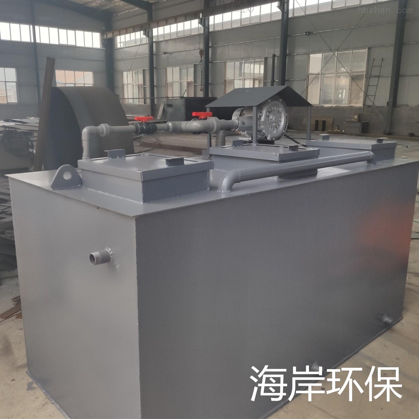 贵州贵阳污水处理设备包括哪些关键部件