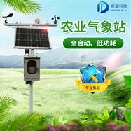 JD-QC9标准农业气象站配置