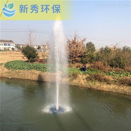 水柱式喷泉曝气机销售