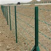 刺丝围栏发货新疆哈密道路封闭工程