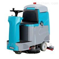 江西電瓶駕駛式雙刷洗地車