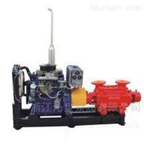 沁泉 XBC型臥式柴油機組消防泵