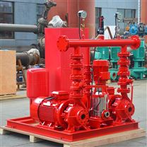 EDJ雙動力消防泵