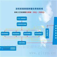 TYSHTF-3.0-20Q活性炭吸附脱附催化燃烧工业废气处理设备