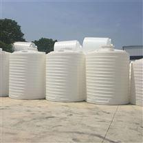巩义市10吨食品级塑料材质储水罐 化工桶