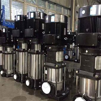 CDLF轻型不锈钢多级离心泵