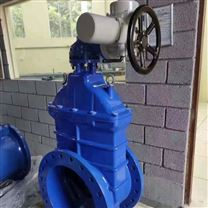 飲用水電動閘閥