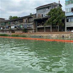 漂浮式水域河道拦垃圾浮筒