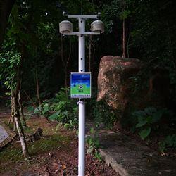 森林生态环境负氧离子监测系统