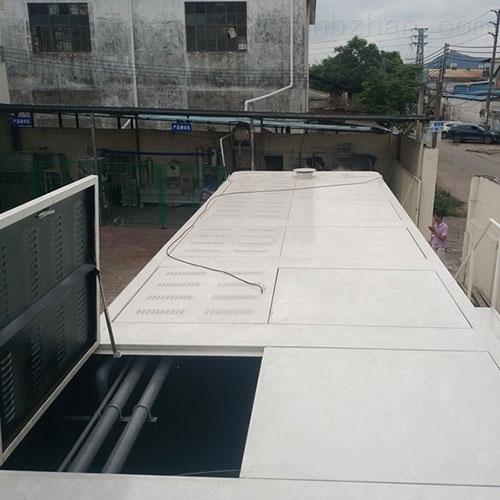 MBR膜法(地面型)污水处理器品牌 30m3/d